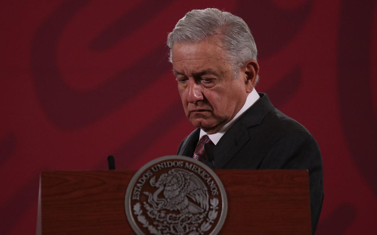 Conmueve a López Obrador otro movimiento Anti AMLO
