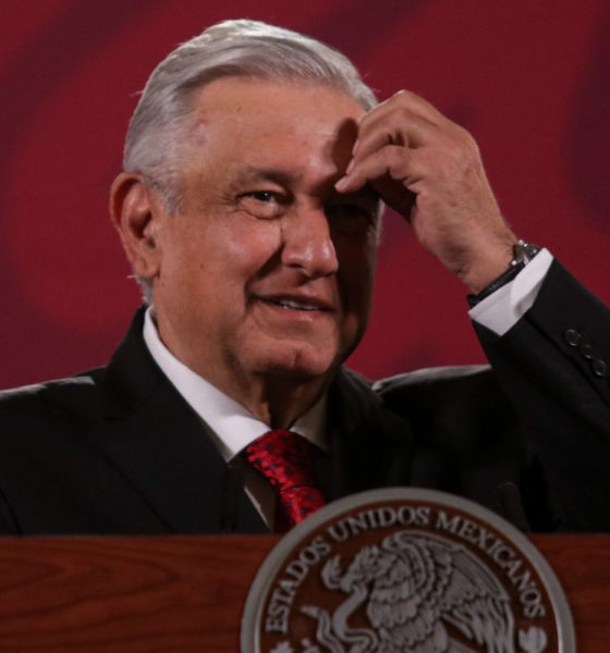 López Obrador has salido negativo a 8 pruebas de Covid-19