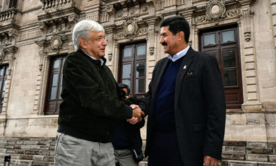 """No se reunirá López Obrador con Javier Corral; """"nos han ofendido"""""""