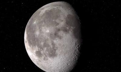 Hallan datos inequívocos de agua en la Luna