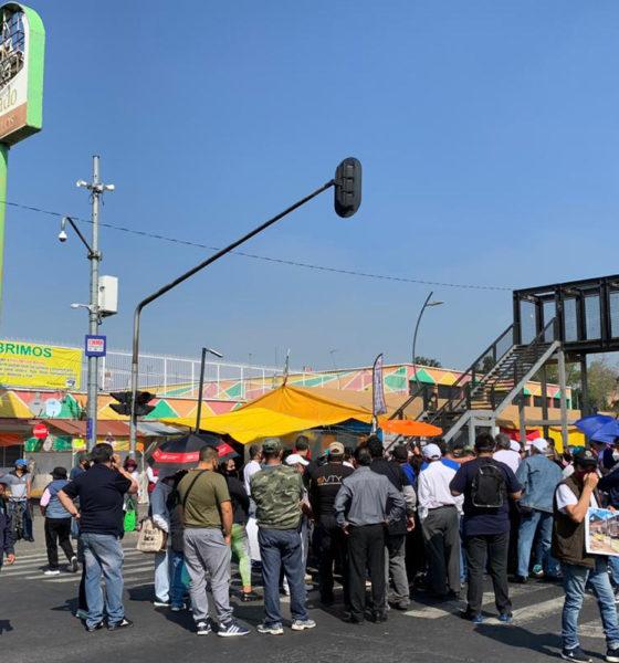 Denuncian robos a locales del Mercado Morelos