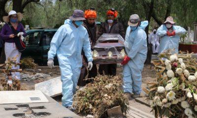 México supera las 79 mil muertes por Covid-19. Foto: Cuartoscuro