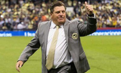 Miguel Herrera en contra de los naturalizados en el Tri. Foto: Cuartoscuro
