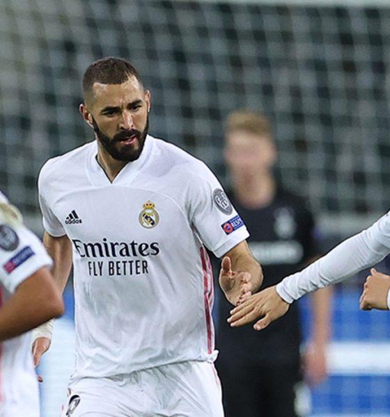 Milagroso empate del Real Madrid. Foto: Twitter Real Madrid