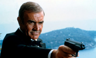 Murió Sean Connery, el famoso 007. Foto: Twitter