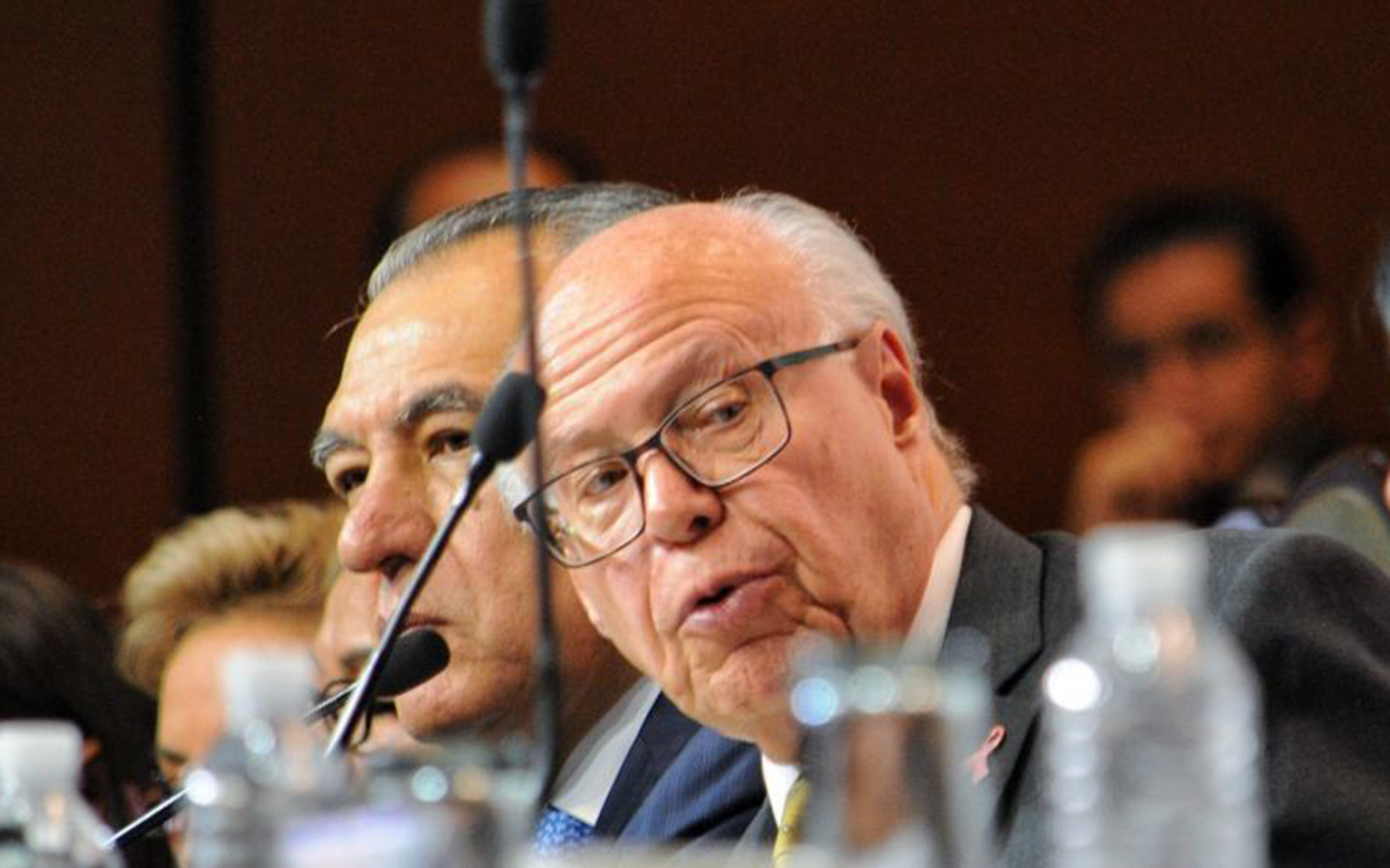 Estrategia del gobierno contra el Covid es fallida: Narro Robles