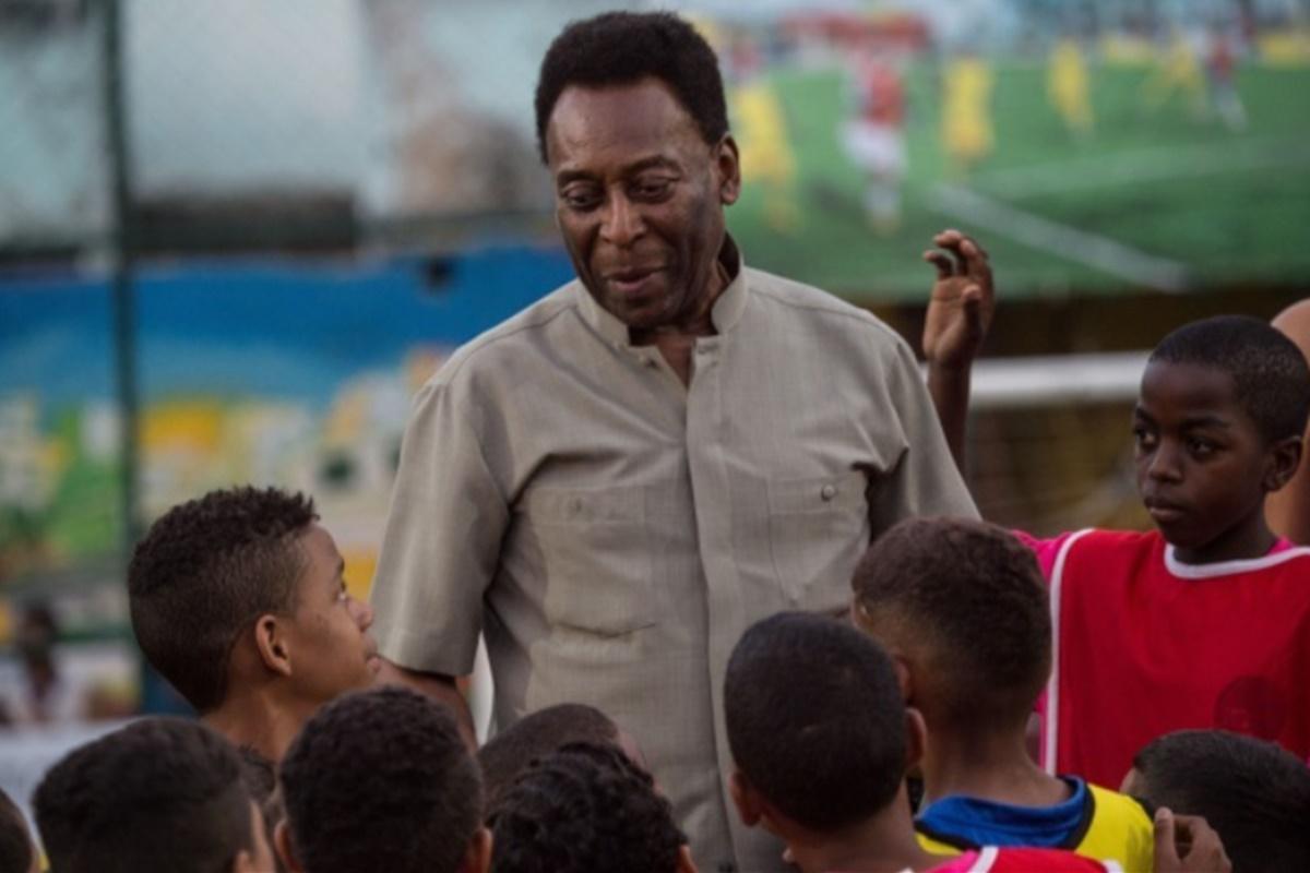 Pelé cumple 80 años de vida. Foto: Instagram Pelé