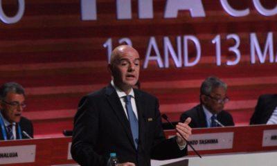 Presidente de la FIFA dio positivo. Foto: Cuartoscuro