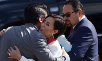 """""""No acusaré a excompañeros para quedar libre"""": Rosario Robles"""