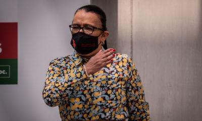 Rosa Icela Rodríguez es secretaria de Seguridad Pública; ella no lo sabía