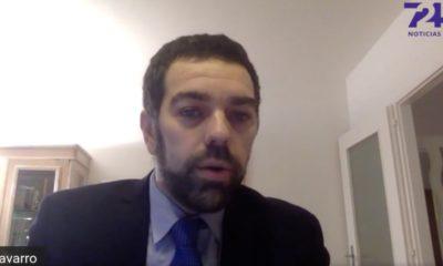 Rubén Navarro desde Ginebra