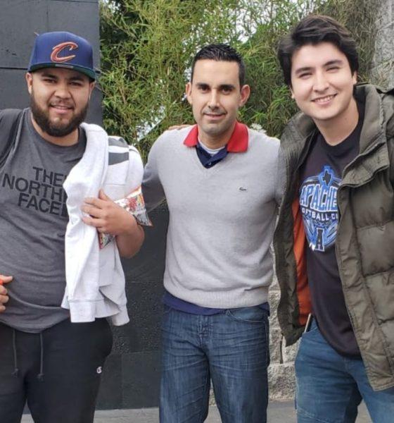 Sancionan al árbitro Sergio Ramos Palazuelos. Foto: Twitter