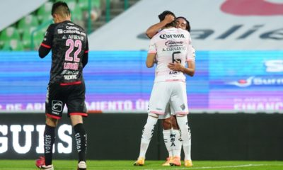 Santos Laguna sorprendió a Tijuana. Foto: Liga MX / Imago7