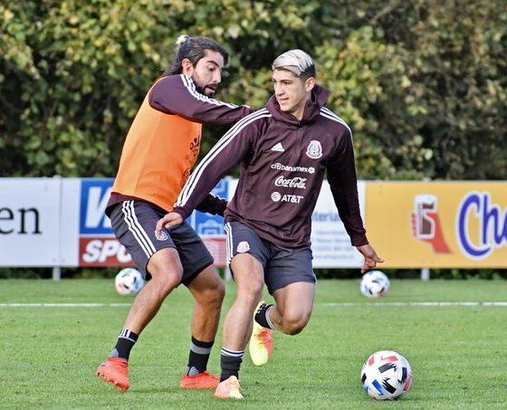 Selección Mexicana enfrentará a Corea del Sur. Foto: Twitter: Miselección