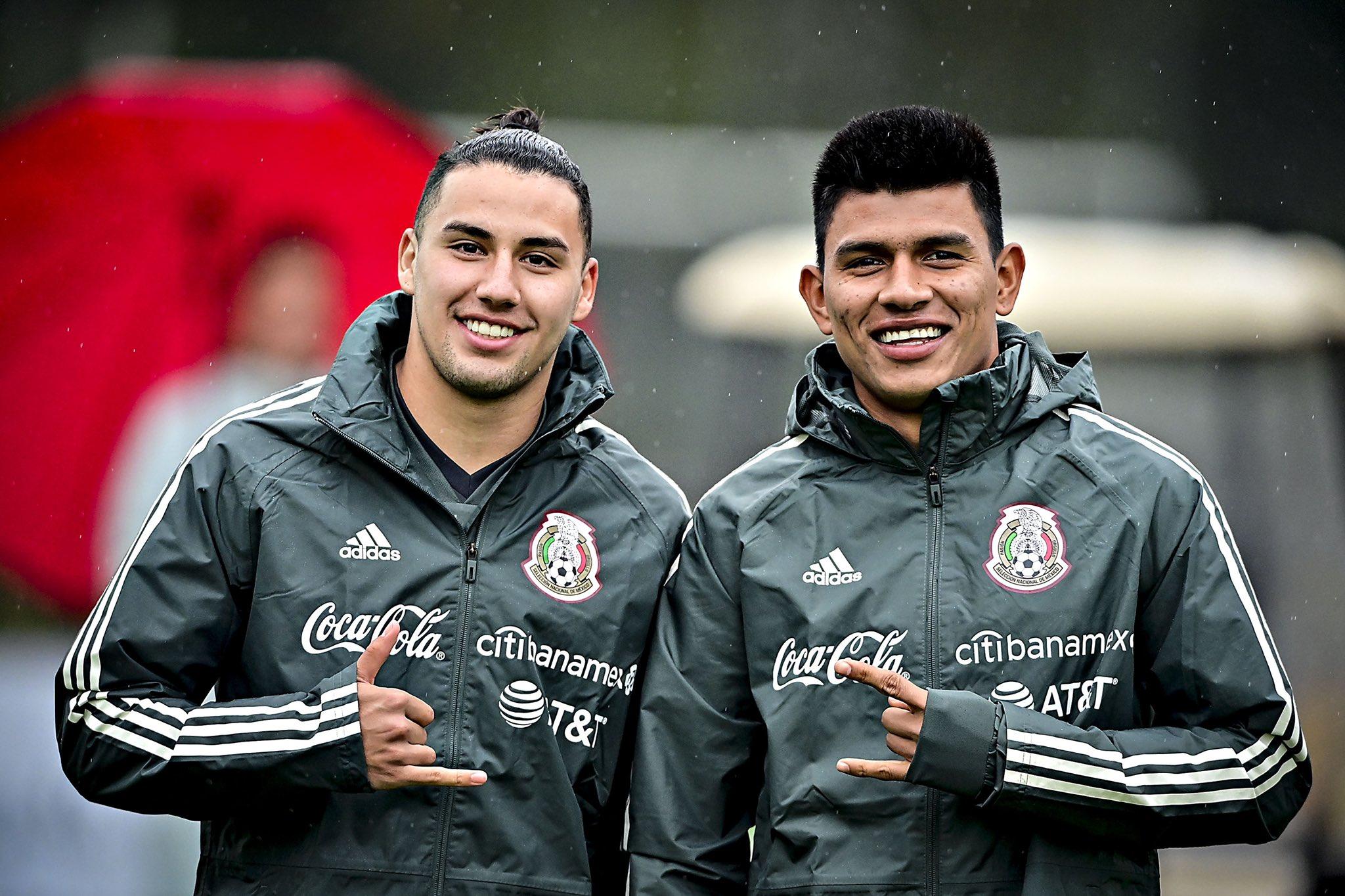 Selección mexicana enfrentará a Holanda. Foto: Twitter MiSelección