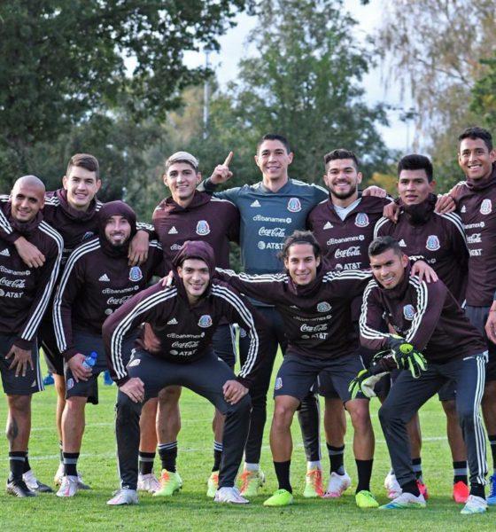 Selección mexicana enfrentará a rivales asiáticos. Foto: Twitter Miselección