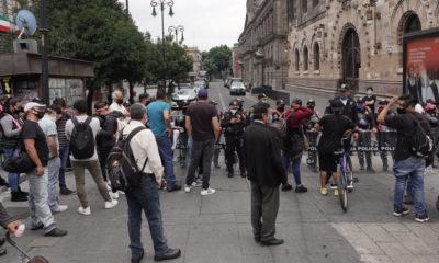 """""""No hay condiciones para el Semáforo Amarillo en CDMX"""": Sheinbaum"""