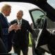 Líderes mundiales desean que Trump salga bien del Covid-19