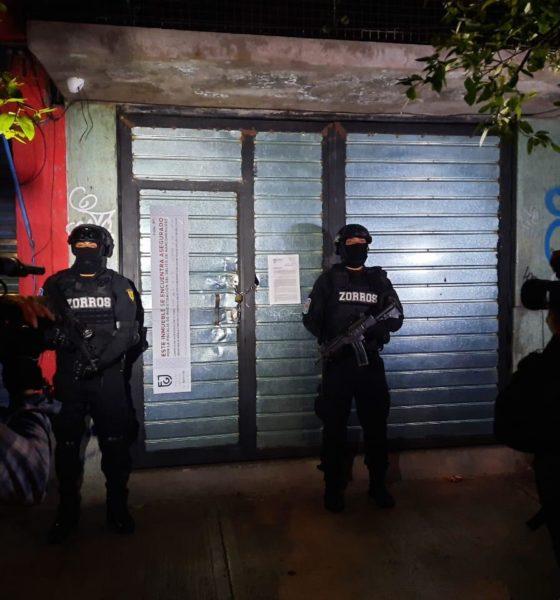 Encuentran equipos de hemodiálisis robados en la CDMX