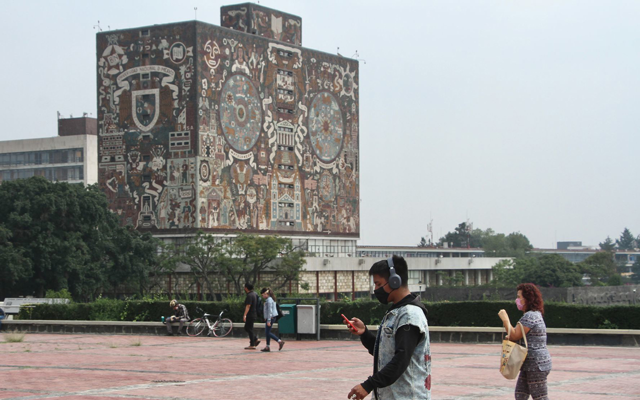 UNAM amplía suspensión de reuniones hasta enero de 2021
