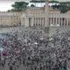Es obligatorio el uso de cubrebocas en el Vaticano