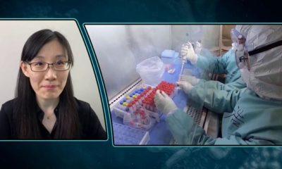 Viróloga china asegura que el Covid-19 es un arma biológica. Foto: Twitter