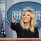 Continúan contagios de Covid en la Casa Blanca; dio positivo vocera de Trump