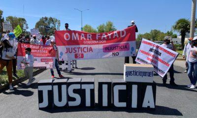 Piden justicia para Felipe: Fotos y Video Israel Lorenzana