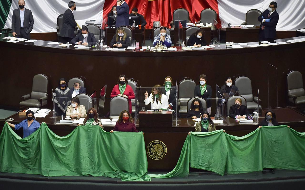 aborto legisladoras