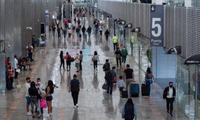 Aeropuertos se reportan listos pare el cambio de horario el domingo