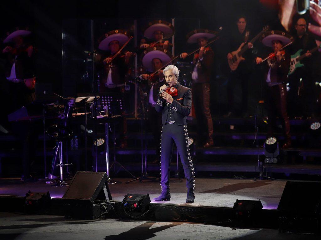 Alejandro Fernández concierto Irrepetible