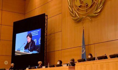 representantes de México ante la ONU