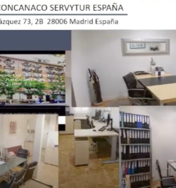Casa Concanaco España