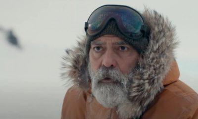 George Clooney en Cielo de Medianoche