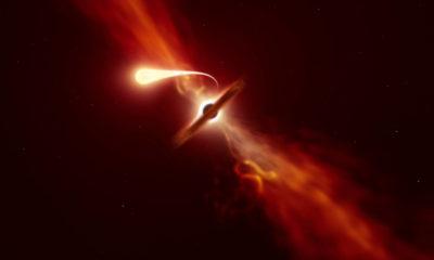 estrella, agujero negro, ciencia