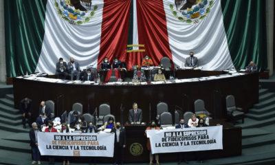 Tras 19 horas de discusión, diputados avalaron la extinción de 109 fideicomisos