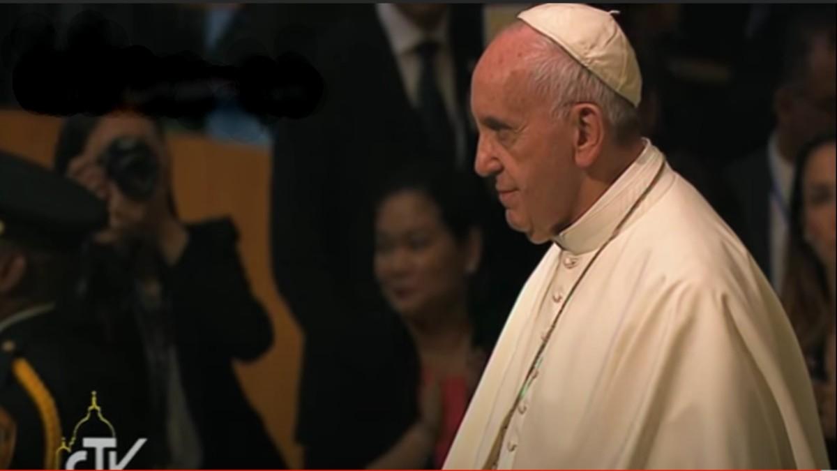 papa francisco sobre ideología de género