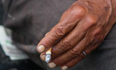 Fumadores, más susceptibles al contagio de Covid-19