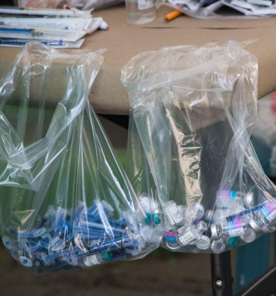 Alertan por falsificación y venta ilegal de vacunas contra la influenza