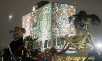 Recibirá UNAM a los muertos con Megaofrenda en 3D