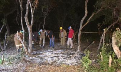 """Reportan caída de supuesto """"meteorito"""" en Tamaulipas"""