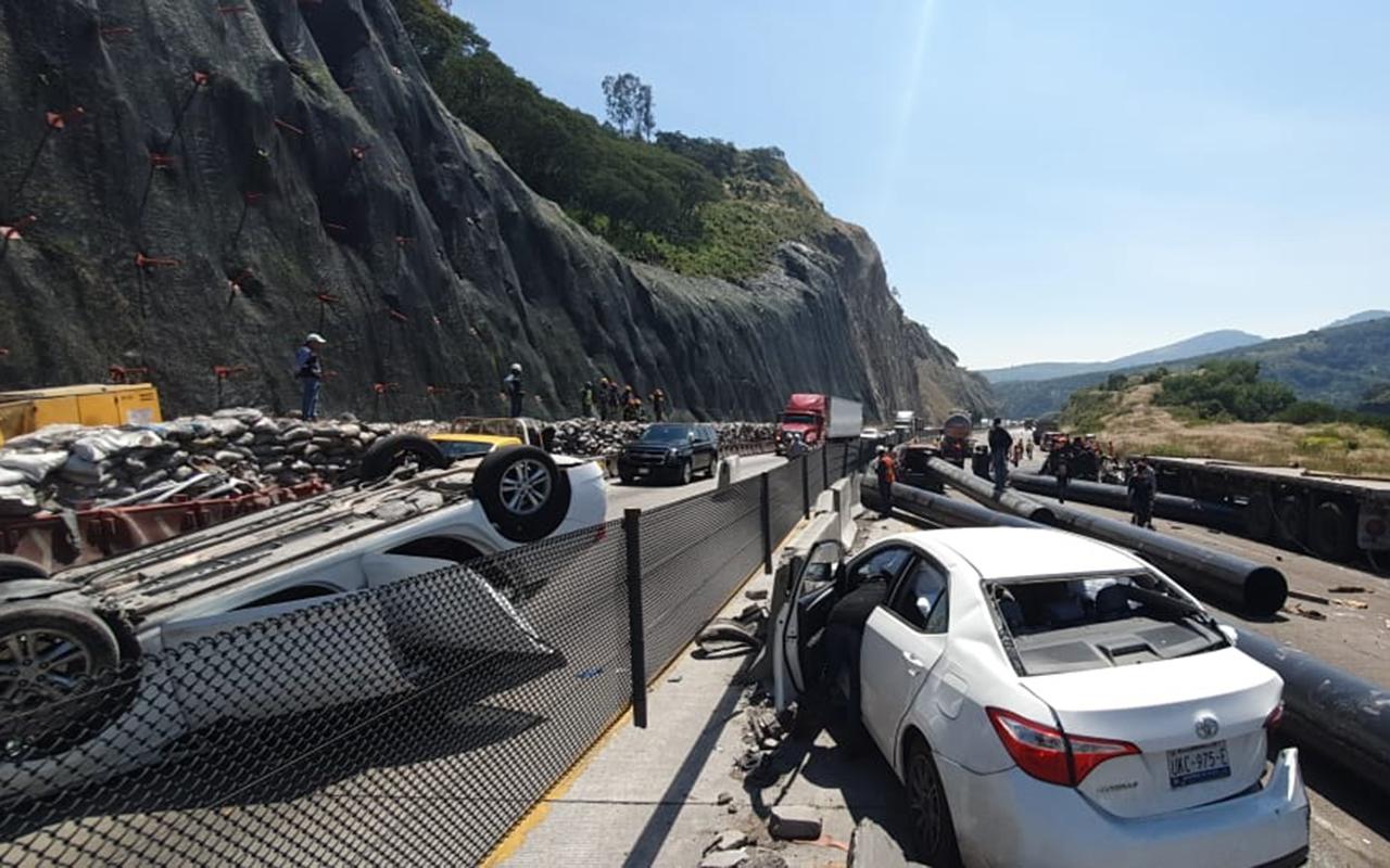"""Sufre accidente carretero Pedro Carrizales """"El Mijis"""""""
