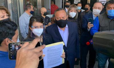 Padres de niños con cáncer denuncian penalmente a López Obrador