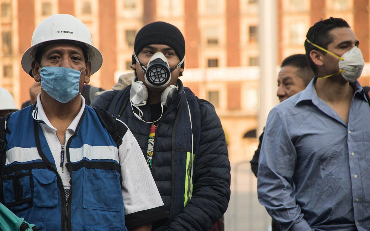 Trabajadores deben percibir su salario durante pandemia: expertos
