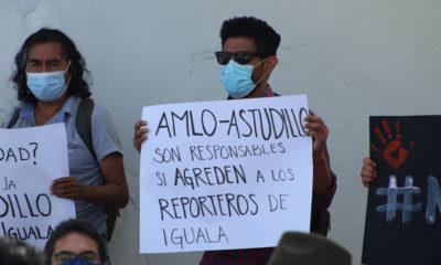 Garantiza López Obrador integridad de periodistas y activistas