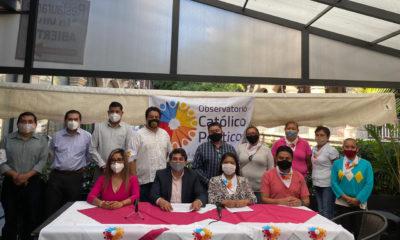 Católicos lanzan plataforma de observación electoral rumbo al 2021