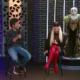 Omar Chaparro y Consuelo Duval en ¿Quién es la máscara?