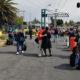 Pierden vuelos por bloqueo de taxistas en la CDMX