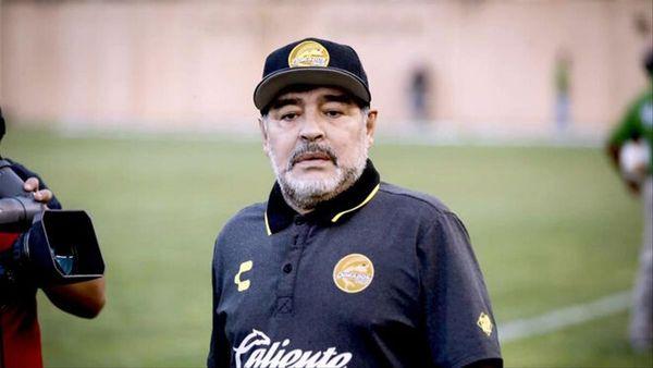 Murió Diego Armando Maradona. Noticias en tiempo real