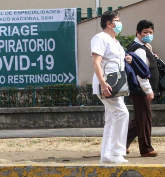 Aumentan contagios de Covid-19. Foto: Cuartoscuro